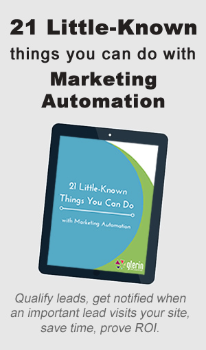 21 things you can do with marketing automation