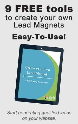 9 free tools to create your own lead magnets