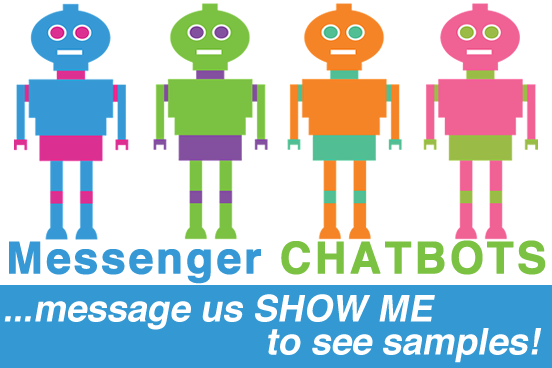 Facebook Messenger chatbot samples