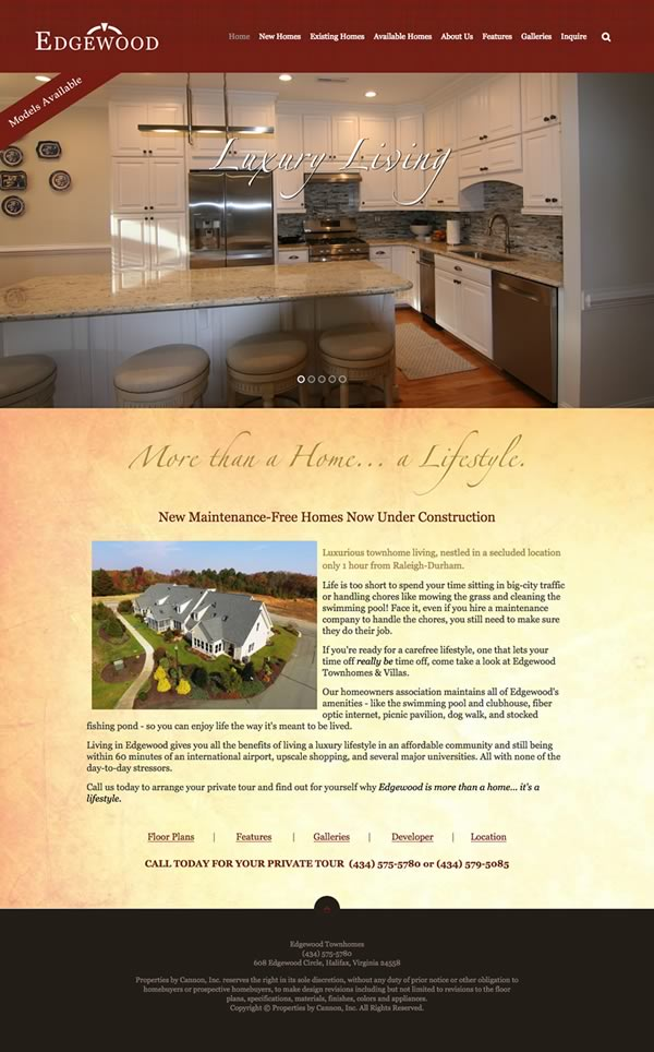 Edgewood Luxury Townhomes & Villas
