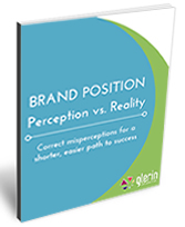 Brand positioning perception vs reality