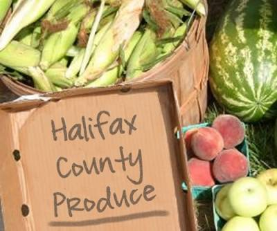 Is this produce really from Halifax County?