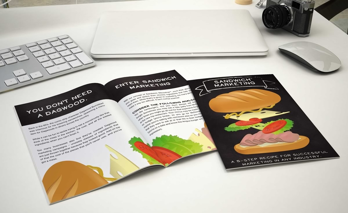 Free booklet to simplify planning marketing campaigns